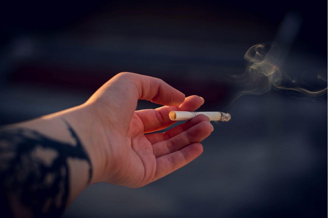 nicotine withdrawal Ease Yourself off of Nicotine