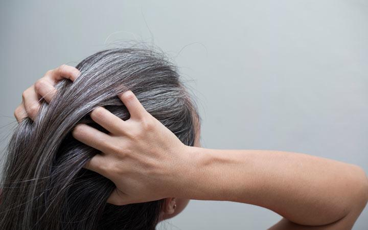 best essential oils for gray hair recipes