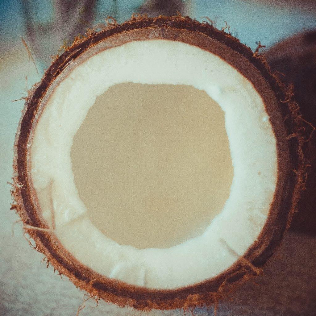 coconut oil for gray hair 2