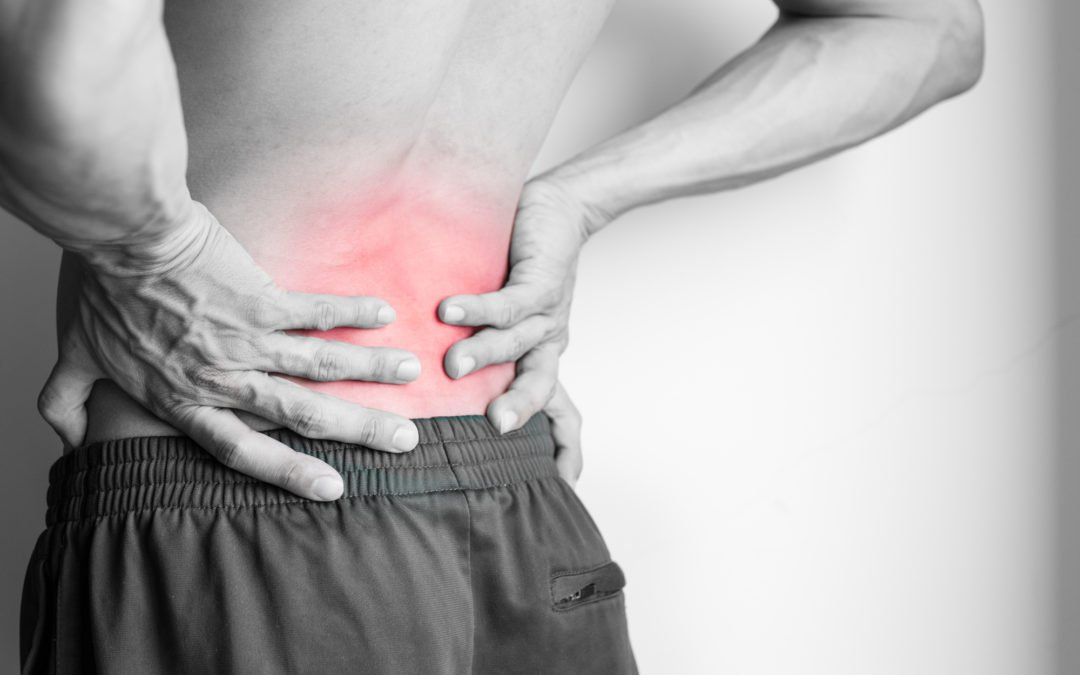 back pain and heart problems