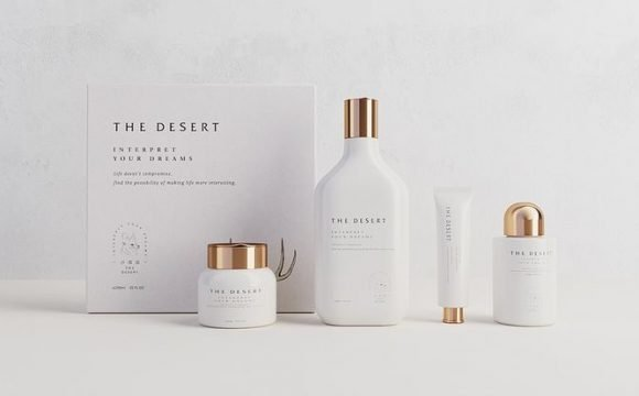 Design Cosmetic Packaging
